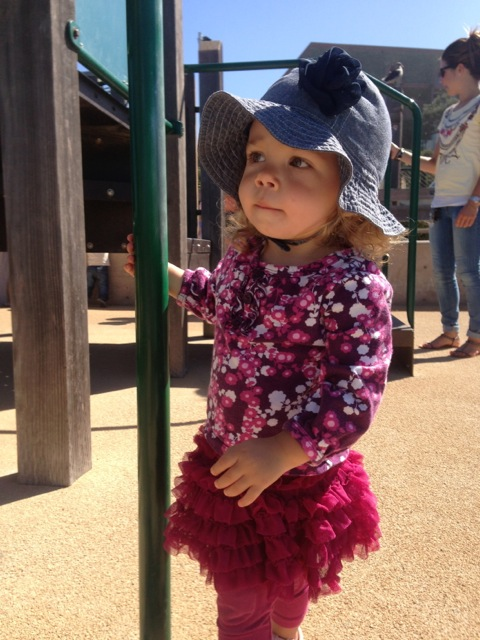 Del Mar Playground Face