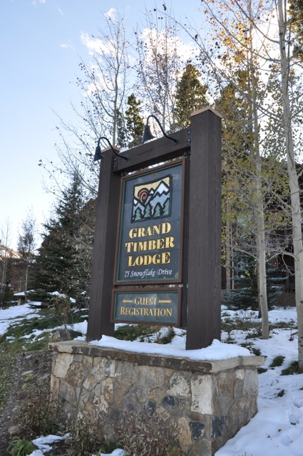 Grand Timber Lodge was awesome!