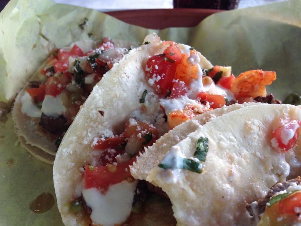 Surf-n-Turf Tacos