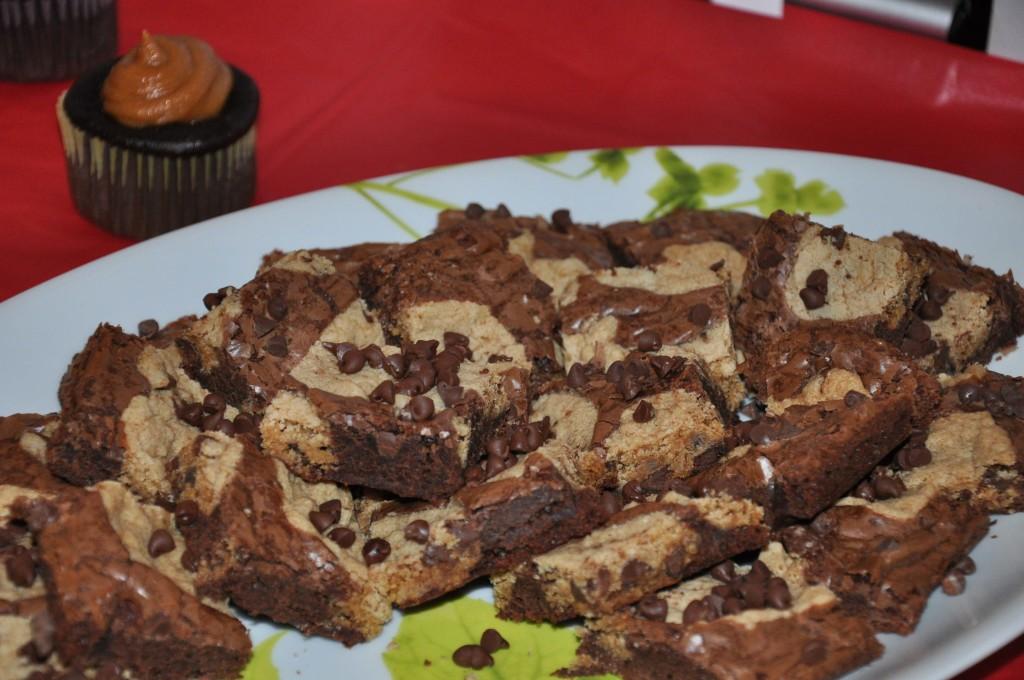 Brownie Cookie Bars