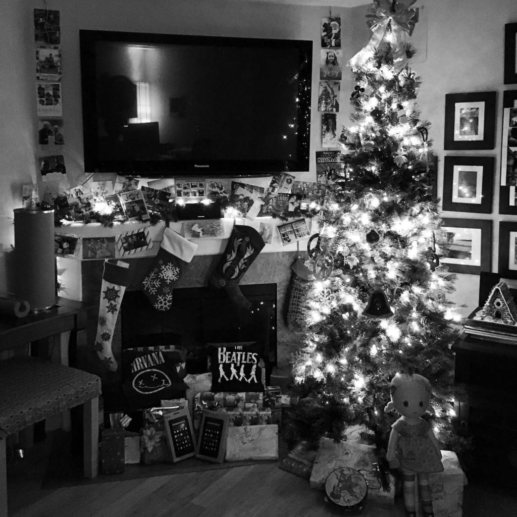 Night before Christmas.